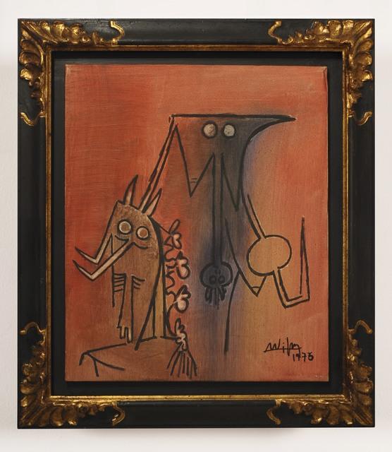 , 'Les Freres,' 1976, TRESART