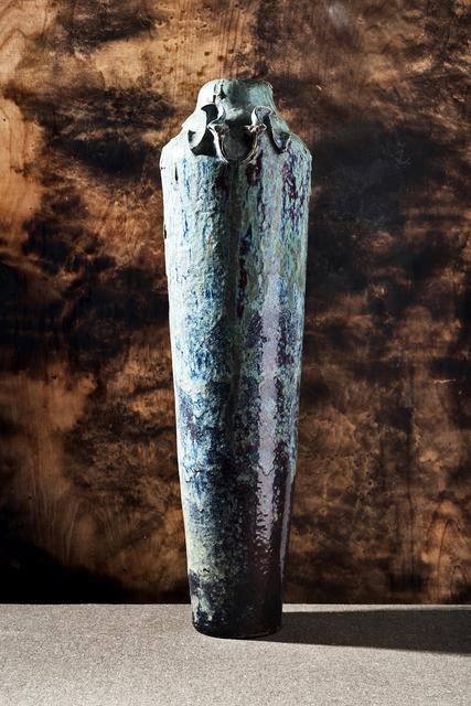 , 'Monumental Eggplant Vase,' ca. C. 1900, Jason Jacques Gallery