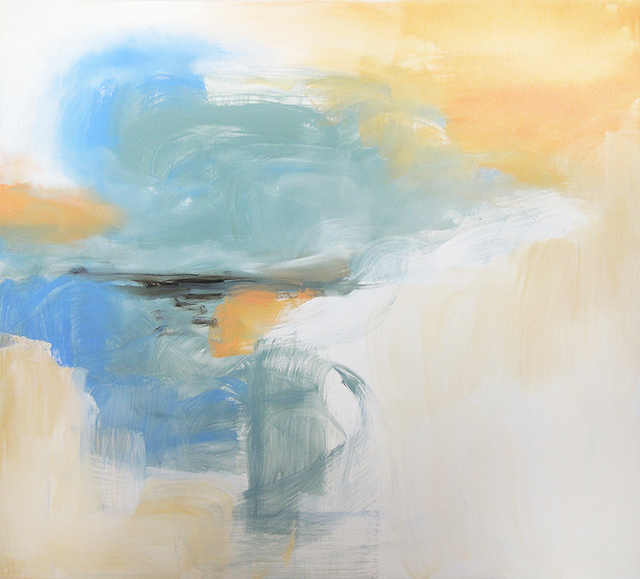 , 'Meditation in Blue,' , Galerie d'Orsay