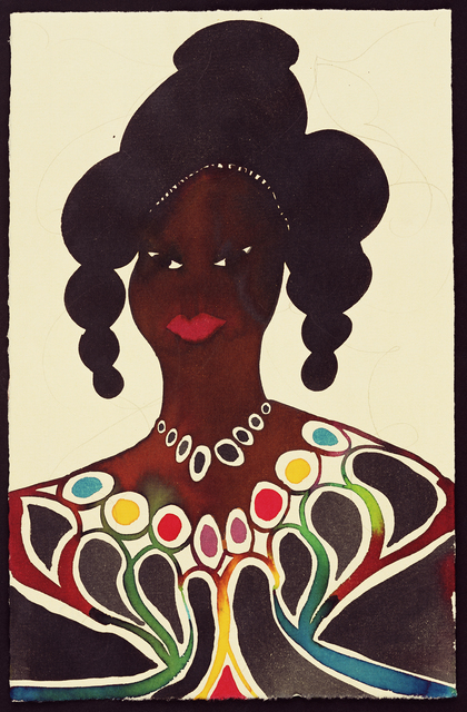 , 'Untitled (Afromuse),' 1995-2005, New Museum