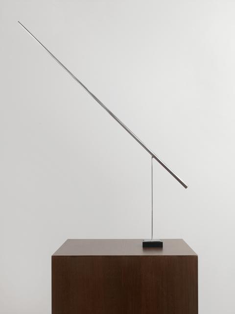 , 'One Slender Line Horizontal,' 1994, Ludorff