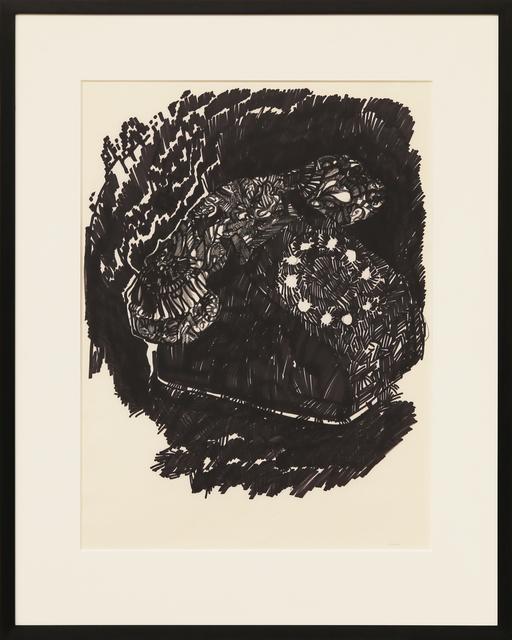 , 'PRINCESS PERSEPHONE,' 1963, Anglim Gilbert Gallery