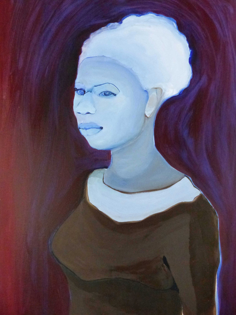 , 'Bonvivant 2,' 2014, First Floor Gallery Harare