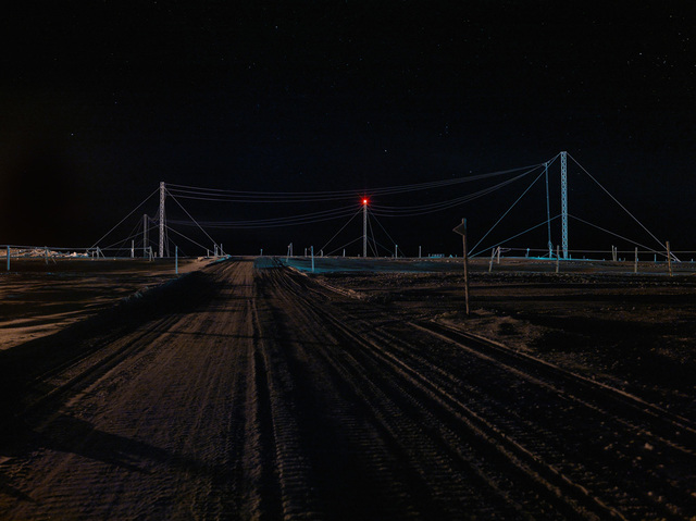 , 'Antennas,' 2014, PATRICK MIKHAIL GALLERY