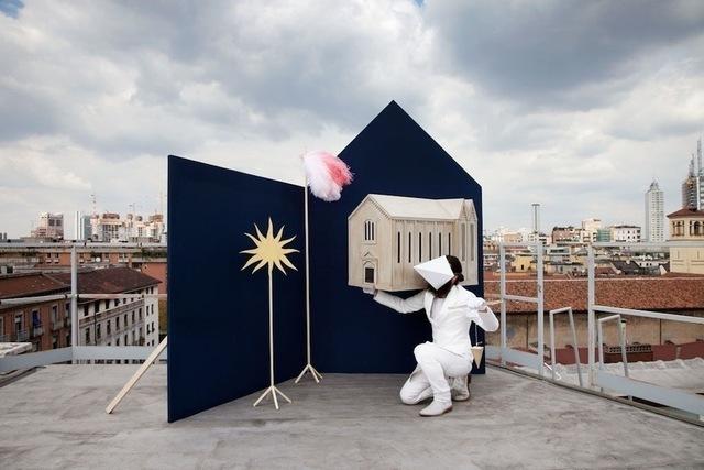 , 'La donazione della cappella,' 2010, GALLERIA BIANCONI
