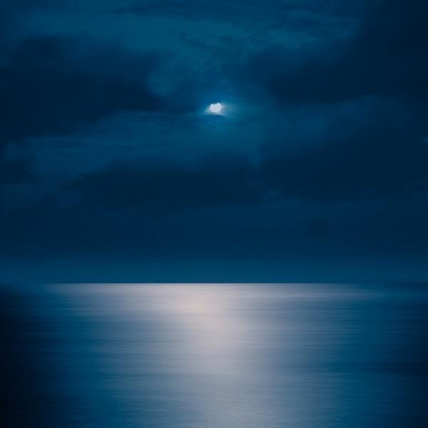 David Burdeny, 'Rising Moon, Maui, Hawaii', 2013, Susan Spiritus Gallery