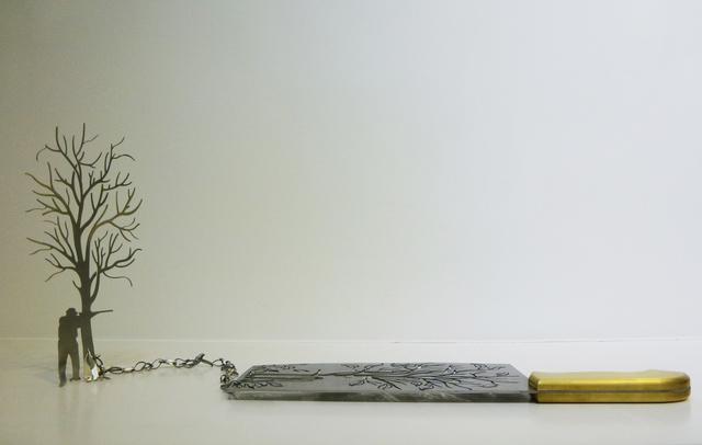 Li Hongbo 李洪波, 'Hunting', 2014, Contemporary by Angela Li