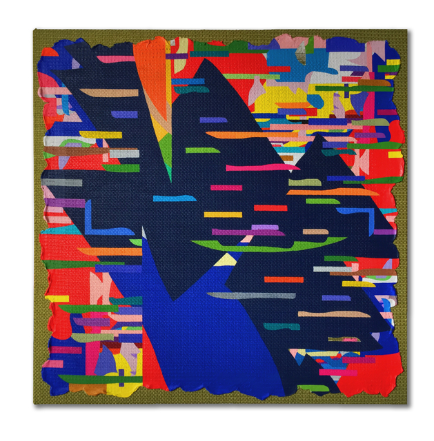 , 'Reliving Abstractions Unknown #3,' 2016, Fredric Snitzer Gallery