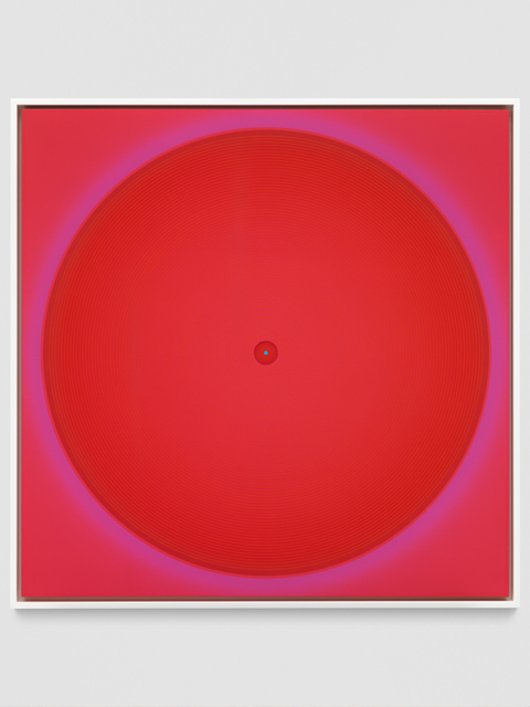 , 'WORK78-RED111,' 1978, Anne Mosseri-Marlio Galerie