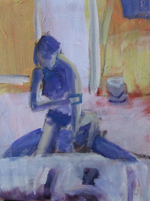 , 'The Bather,' , Tim Collom Gallery