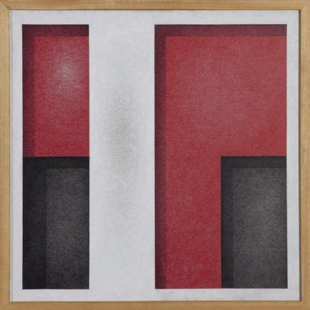 , 'Nein,' 2013, Christine König Galerie