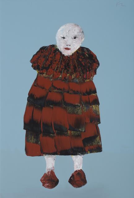 , 'Pearl,' 2018, Patricia Rovzar Gallery