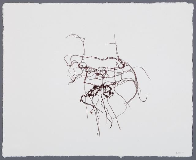 , 'Walking Home,' 2014, STPI