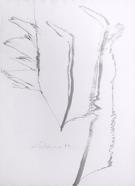 Gerhard Hoehme, 'Untitled I', 1984, ARTEDIO