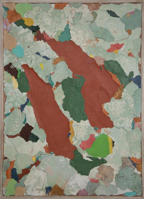 , 'Pintura No. 40,' 2016, Galeria Enrique Guerrero