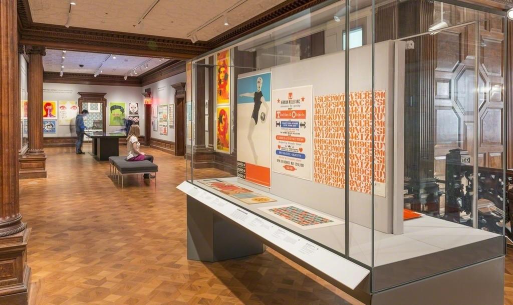How posters work cooper hewitt smithsonian design museum artsy