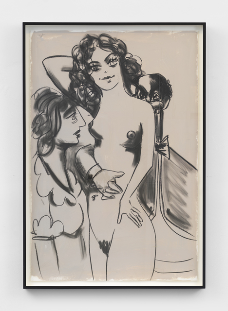 , 'Rodrigo with his Bride and her Mother,' 2008, Simon Lee Gallery