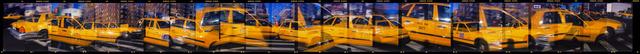 William Furniss, 'New York Taxi', 1999, Van Rensburg Galleries