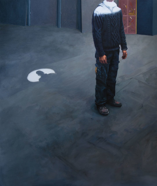 , 'Pit,' 2016, BC Gallery