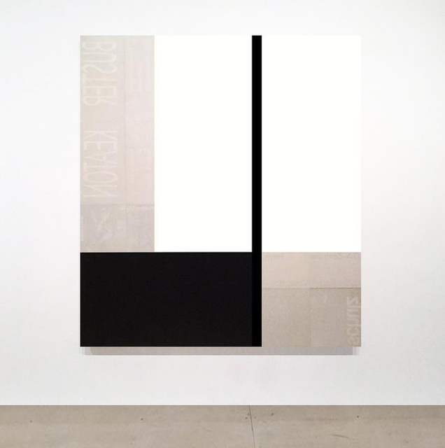, 'Buster Bauhaus,' 2017, Leslie Feely