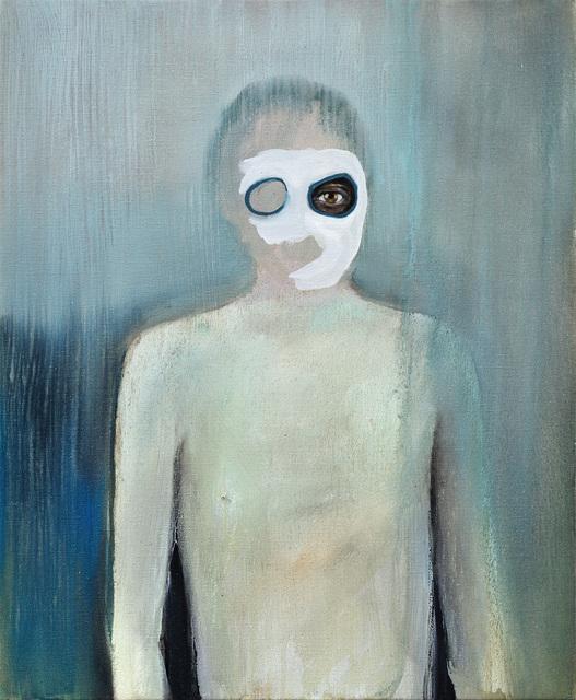 , 'Mur blanc, trou noir,' 2015, Suzanne Tarasieve
