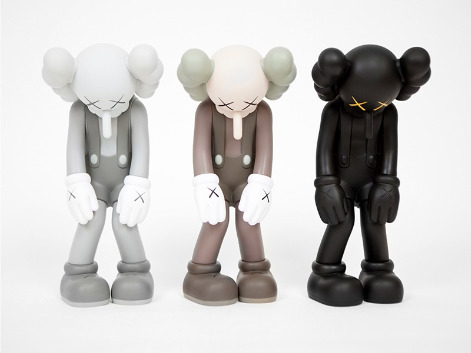 KAWS, 'Small Lie (Complete Set Of Three)', 2017, Lougher Contemporary