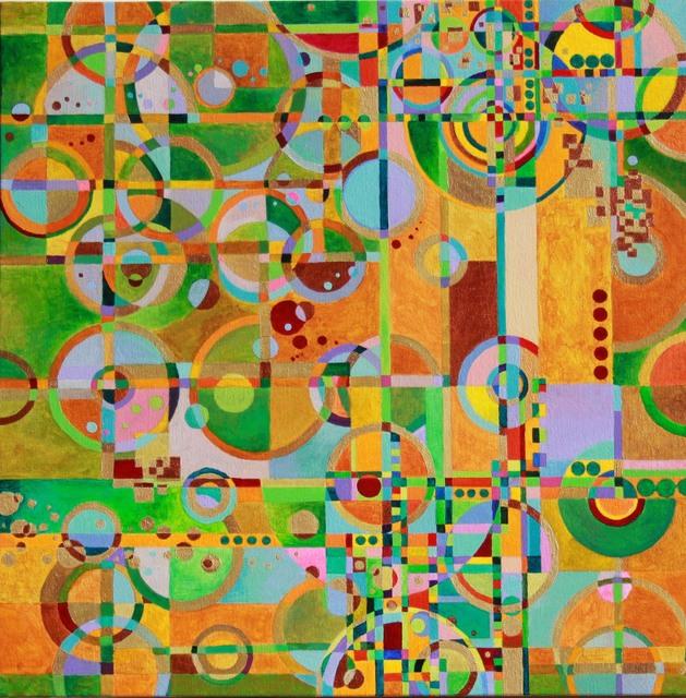, 'Flyover,' 2011, InLiquid