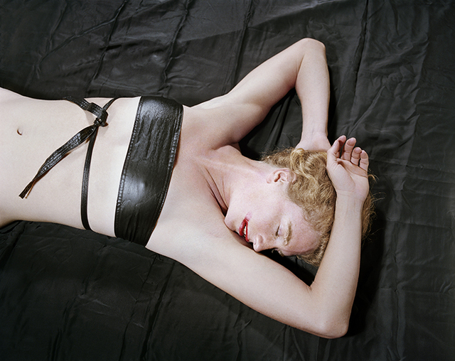 Jo Ann Callis, 'Untitled, From Early Color Portfolio', ca. 1976, ROSEGALLERY
