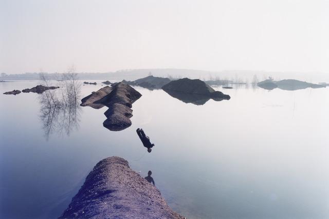 , 'Abraum #3,' 2014, Galerie Kleindienst
