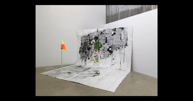 , 'Roger Milla,' 2017, Tiwani Contemporary