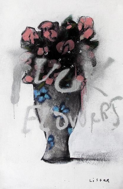 , 'Fuck Flowers,' 2017, Nanda\Hobbs