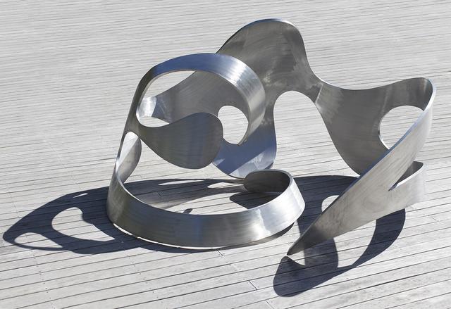 , ''Lying figure II',' 2015, Johans Borman Fine Art