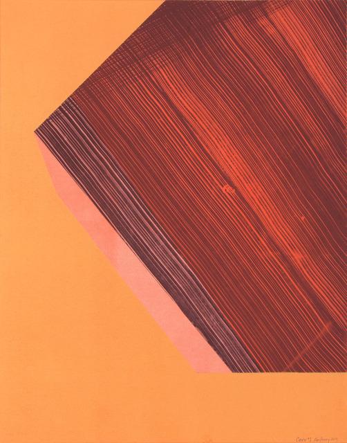 , 'Corner #1,' 2013, Manneken Press