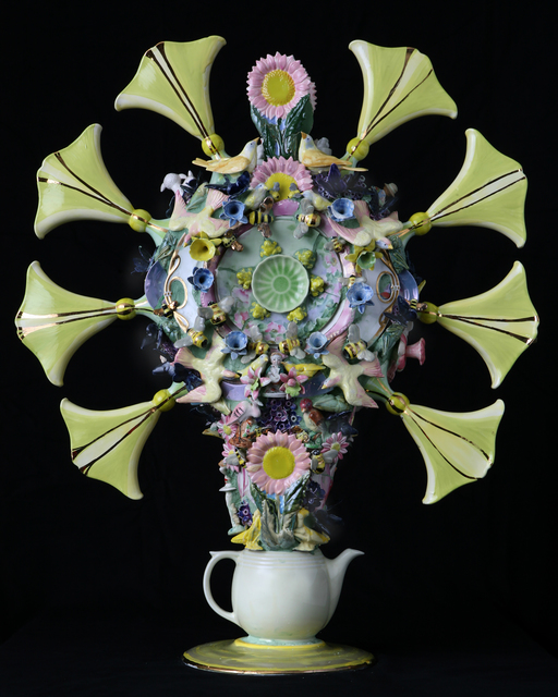 , 'Churchill Downs ,' 2018, Nancy Hoffman Gallery