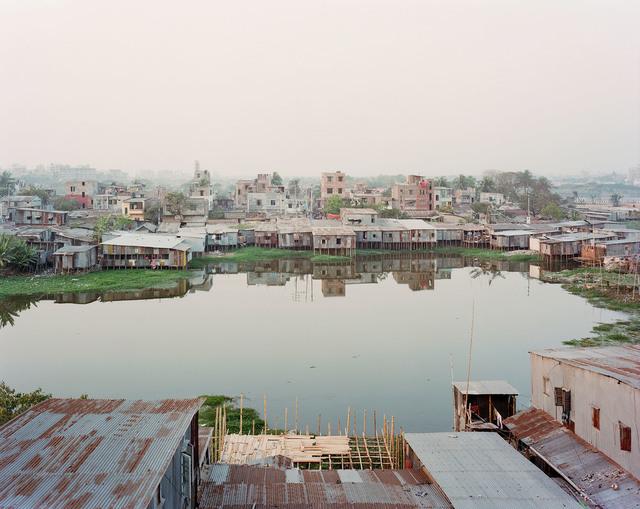 , 'Bawnia Badh Block C, Mirpur; Dhaka,' 2013, Pictura Gallery