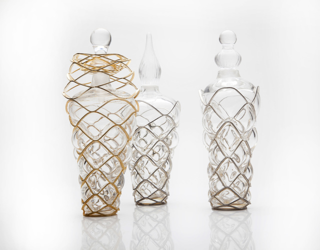 , 'Series of Perfume Bottles,' 2014, Maison Gerard