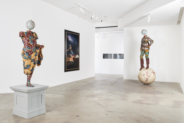 Yinka Shonibare MBE: Ruins Decorated | Goodman Gallery | Artsy