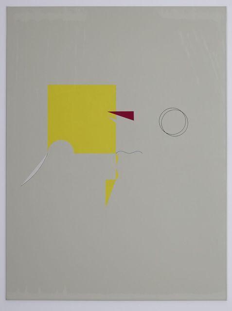 , 'Monolito (05/12090AC),' 2018, Galería Hilario Galguera