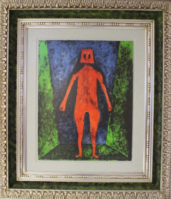 , 'Hombre Rojo,' , LS// Galería