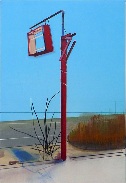 , 'Sign,' 2009, Gaa Gallery