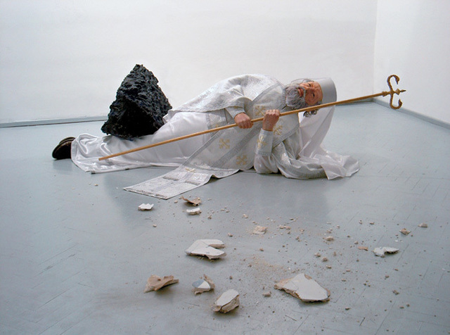 , 'The End of Five-Year Plan,' 2004, David Nolan Gallery