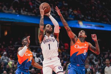 4 Brooklyn Nets Courtside Seats