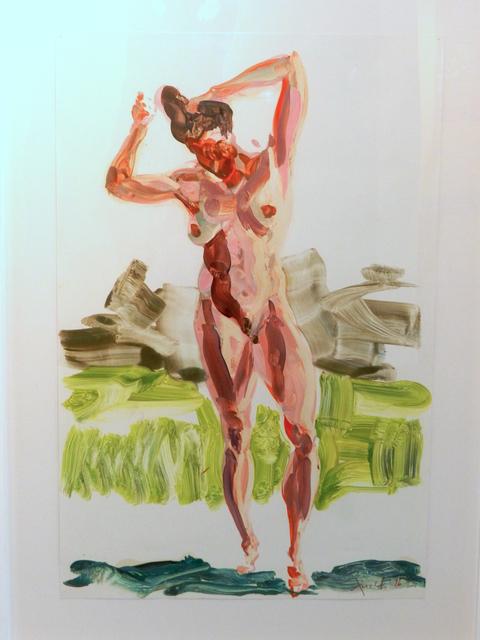 , 'Nude,' 2016, William Campbell Contemporary Art, Inc.