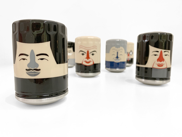 , 'Architects Laureates Collection,' 2019, Casa Gutiérrez Nájera