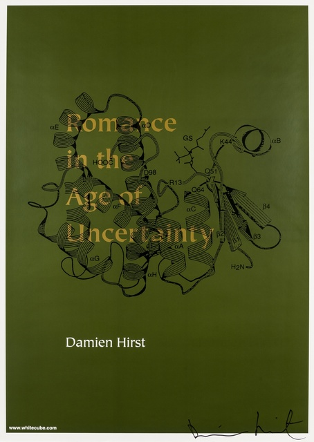 Damien Hirst, 'Romance in the Age of Uncertainty', 2003, Forum Auctions