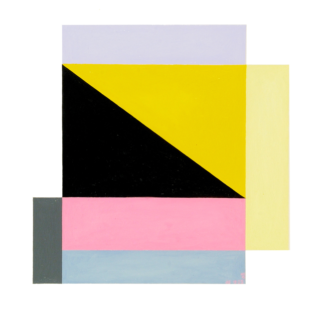 , 'Square Within a Square (painting),' 2003, AH Contemporary