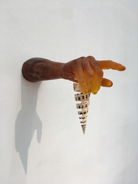 , 'L'indice,' 2020, Galerie Les filles du calvaire