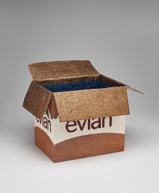 Rob Pruitt, 'Un carton d'Evian (open)', 2002, Phillips