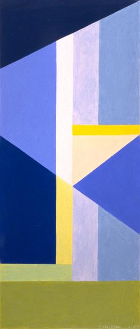 , 'Greek Light,' 1991, AH Contemporary