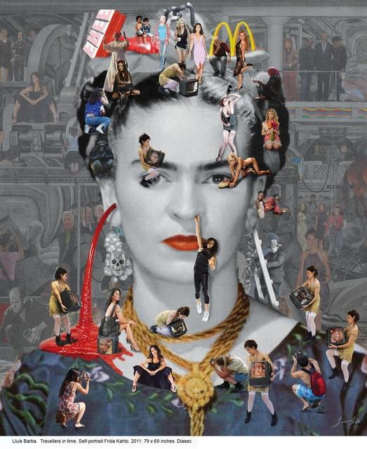 Lluis Barba, 'Frida', 2012, Galeria Contrast